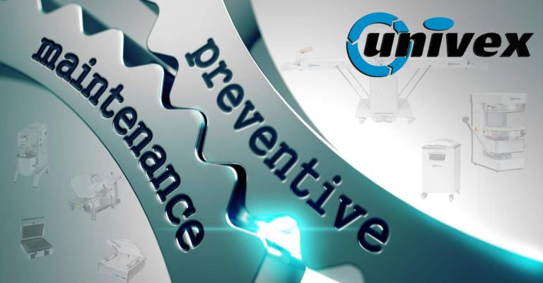 Univex Preventative Maintenance